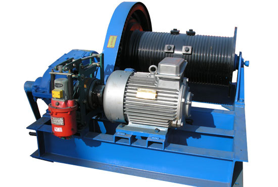 Industrial Winch for Sale