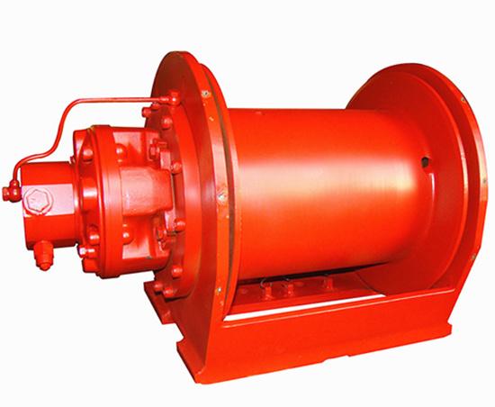 Hydraulic winch with good quality