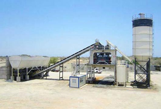 AIMIX Concrete Mixing Plant