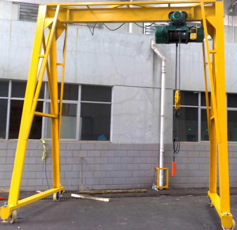 How To Buy A Portable Gantry Crane For Cheap