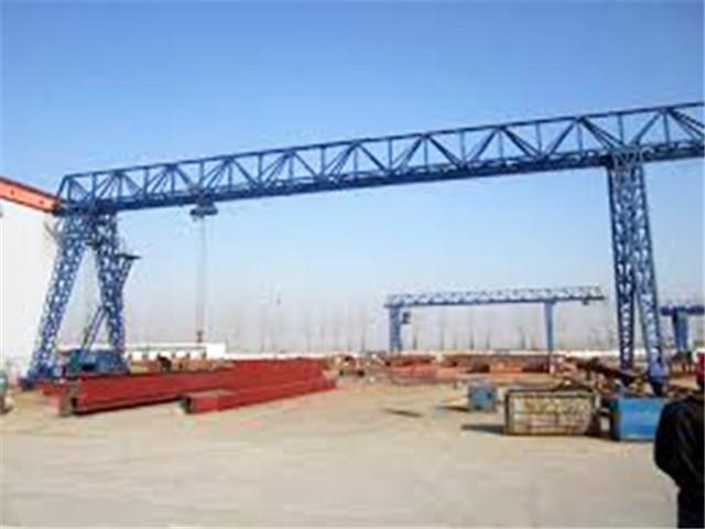 Buy Truss gantry crane in China