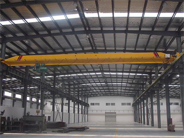 Single-girder overhead crane for sale